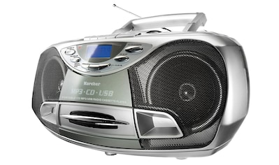 Karcher Stereo-CD Player »RR 510(N)«, Anti-Schock-Funktion kaufen