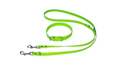 Hundeleine »Biothane  - Set« grün kaufen