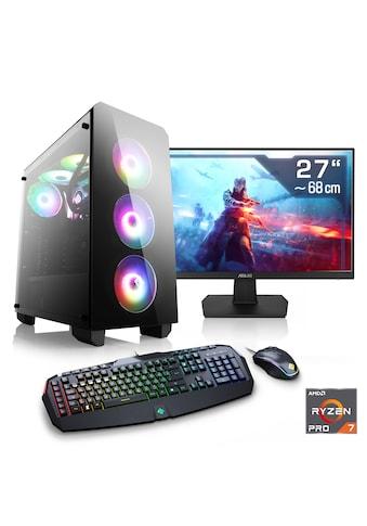 CSL Gaming-PC-Komplettsystem »HydroX T8314 Wasserkühlung« kaufen