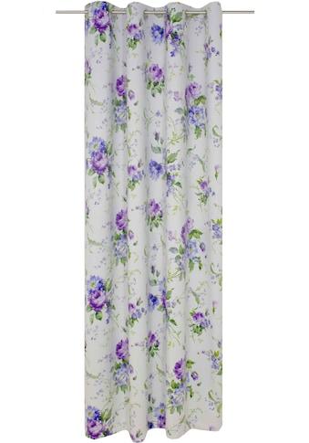 Vorhang, »Montrose«, Wirth, Ösen 1 Stück kaufen