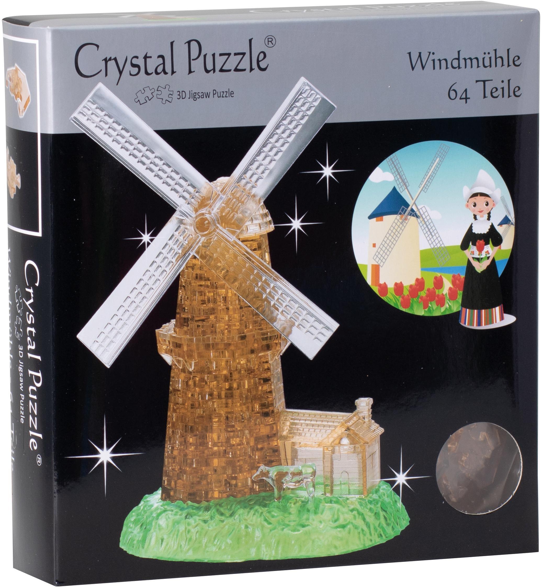 """3D-Puzzle """"Windmühle"""" Kindermode/Spielzeug/Gesellschaftsspiele/Puzzle/3D Puzzle"""