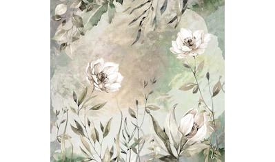 Komar Fototapete »Vliestapete Petite Brise«, bedruckt-geblümt-floral-realistisch, 300... kaufen