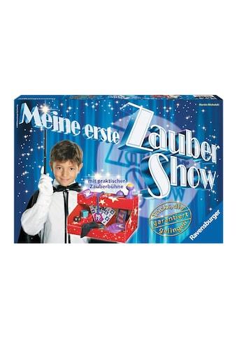 Ravensburger Zauberkasten »Meine erste Zaubershow«, Made in Europe kaufen
