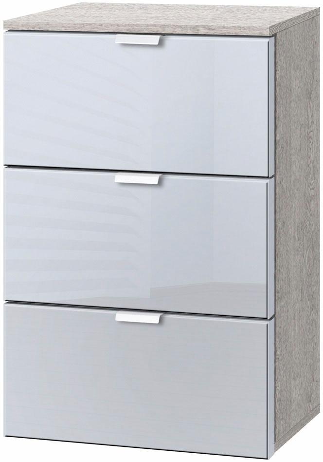Express Solutions Nachtkommode, Breite 40 cm, mit Glas günstig online kaufen
