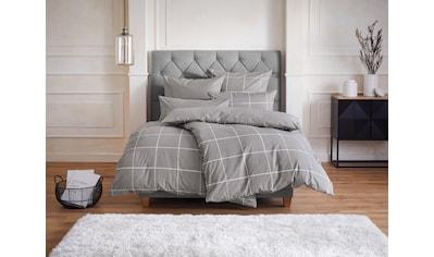 Guido Maria Kretschmer Home&Living Wendebettwäsche »Nature«, mit modernen Karo kaufen