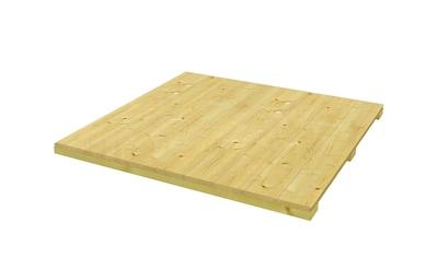SKANHOLZ Fußboden für Gartenhäuser »CrossCube Gr.2«, BxT: 253x169 cm kaufen