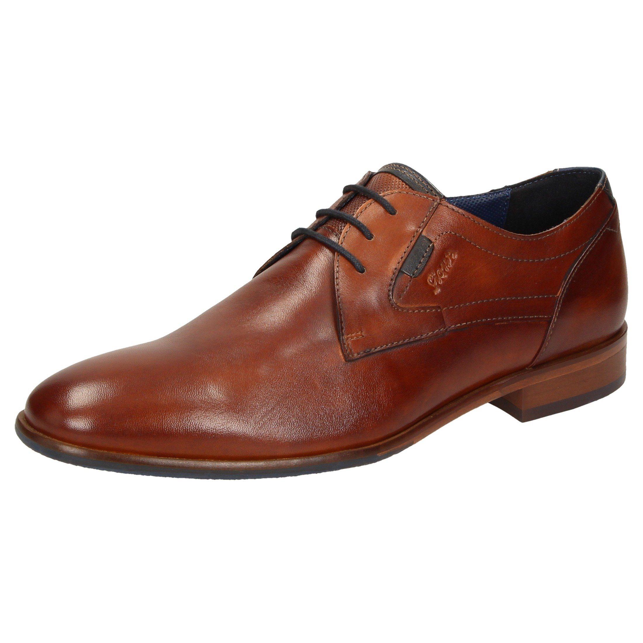 SIOUX Schnürschuh Quintero-700   Schuhe > Schnürschuhe   Braun   Sioux