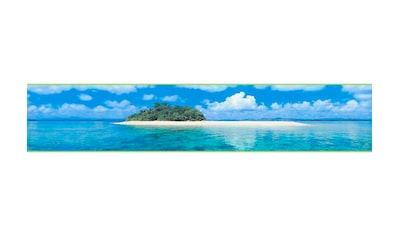 LIVINGWALLS Bordüre »Stick Ups Karibik«, selbstklebend kaufen