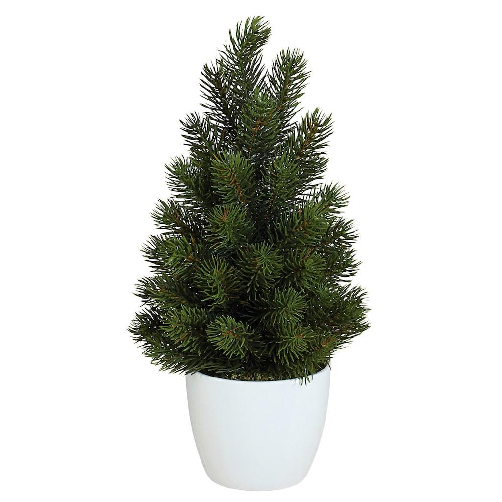 Creativ green Kunstbaum »Tannenbaum«
