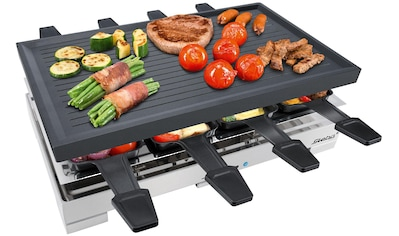 Steba Raclette RC 68, 8 Raclettepfännchen, 1200 Watt kaufen