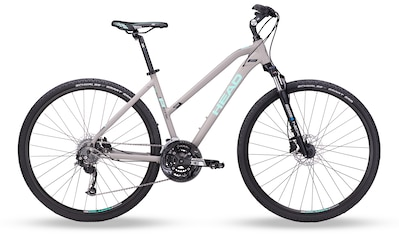 Head Crossrad »I-Peak II«, 24 Gang, Shimano, Acera RDM3100 Schaltwerk, Kettenschaltung kaufen
