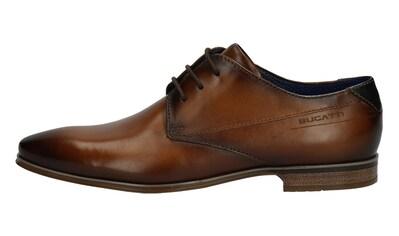 bugatti Schnürschuh »Morino«, weich gepolstert kaufen