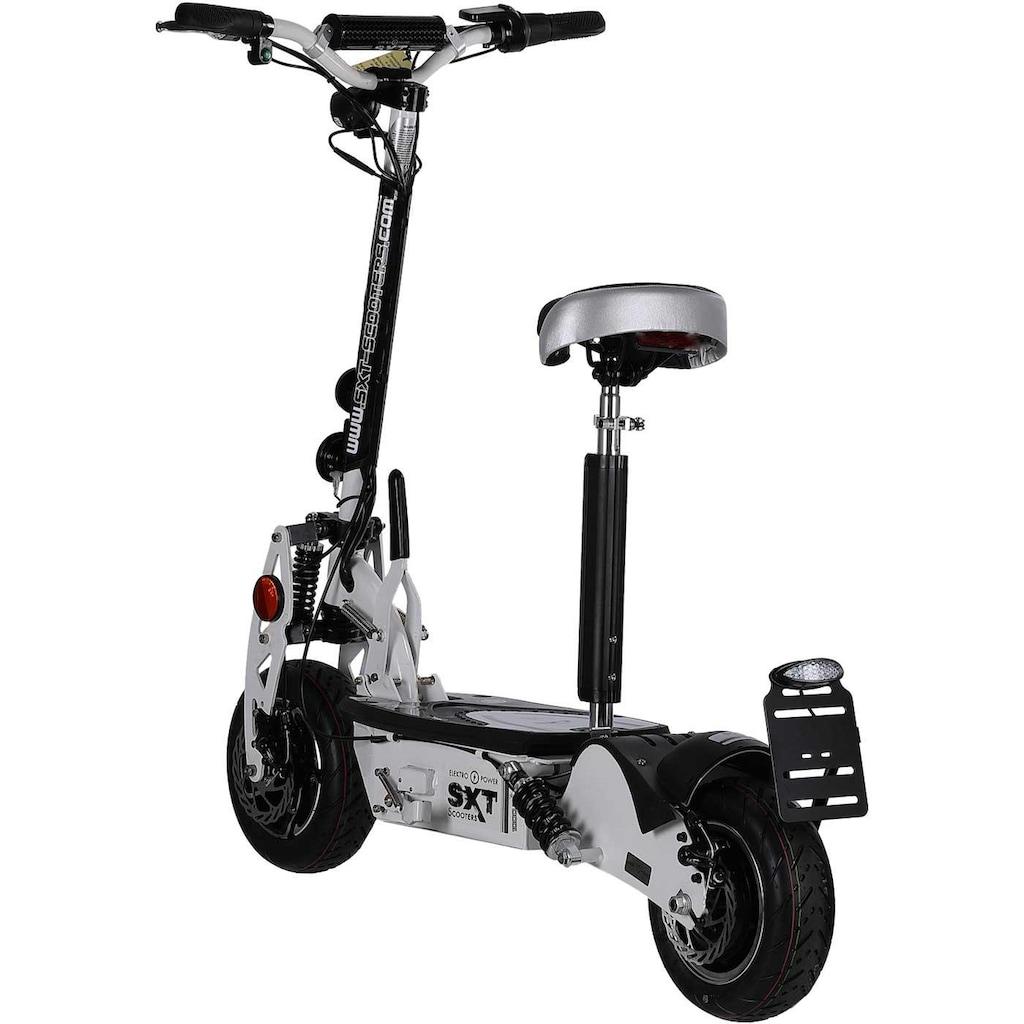 SXT Scooters E-Scooter »SXT 1000 XL EEC«, Facelift, Bleiakku 48V 12Ah