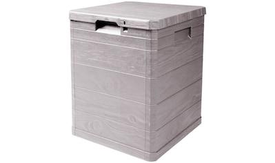 ONDIS24 Kissenbox »Madera Mini«, 90 Liter, Kunststoff kaufen