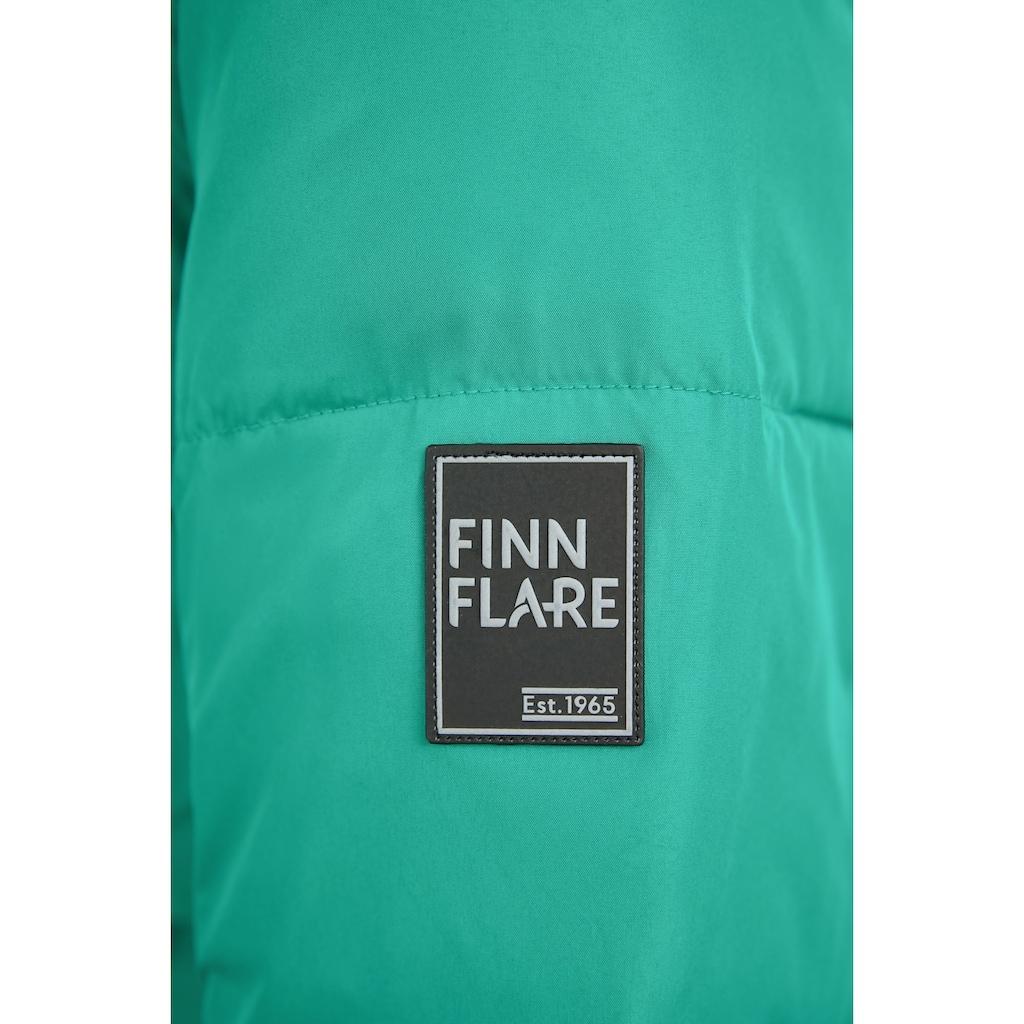 Finn Flare Daunenjacke »-«, mit geradem Schnitt
