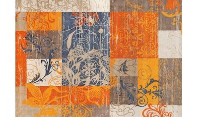 Läufer, »Nostalgia«, wash+dry by Kleen - Tex, rechteckig, Höhe 9 mm, gedruckt kaufen