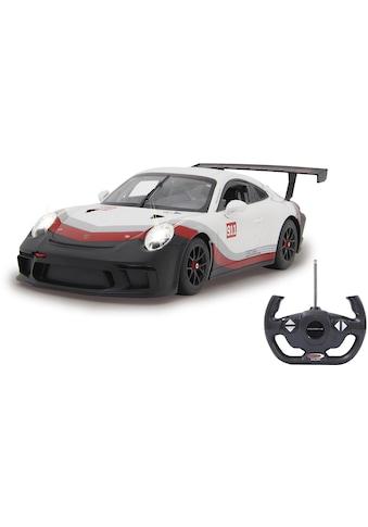 Jamara RC-Auto »Porsche 911 GT3 Cup«, mit LED-Fahrlicht kaufen