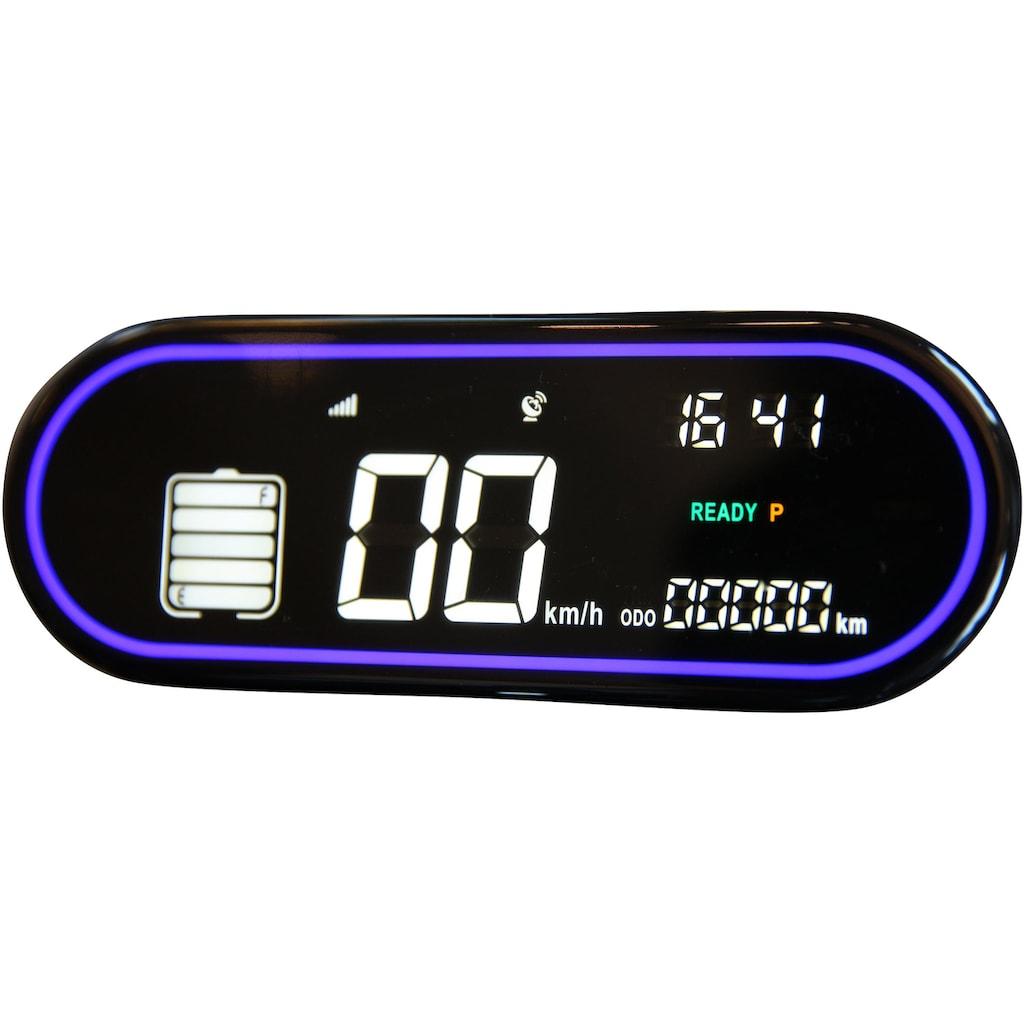 Didi THURAU Edition E-Motorroller »Max«, 1,1 PS