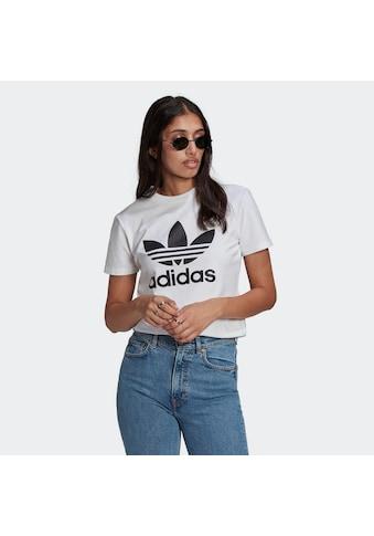 adidas Originals T-Shirt »ADICOLOR CLASSICS TREFOIL« kaufen