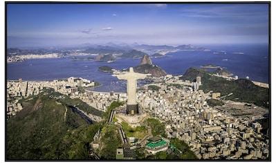 Papermoon Infrarotwandheizung »Rio de Janeiro«, sehr angenehme Strahlungswärme kaufen