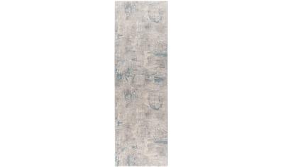 Sehrazat Läufer »Amatis 6630«, rechteckig, 12 mm Höhe, Hoch-Tief-Struktur, Wohnzimmer kaufen