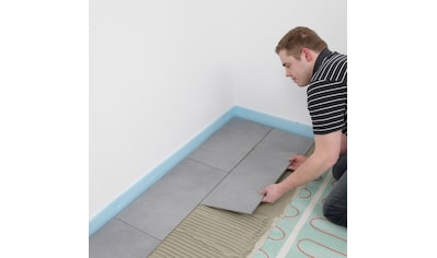 PEROBE Fußbodenheizung »Elektrische Fußbodentemperierung«, Heizmatte 230 Volt kaufen