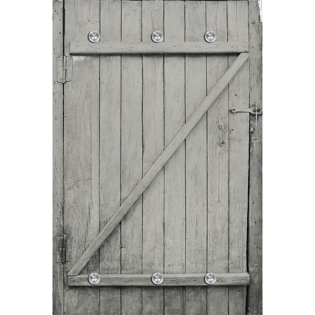 queence Garderobe »Holztür«