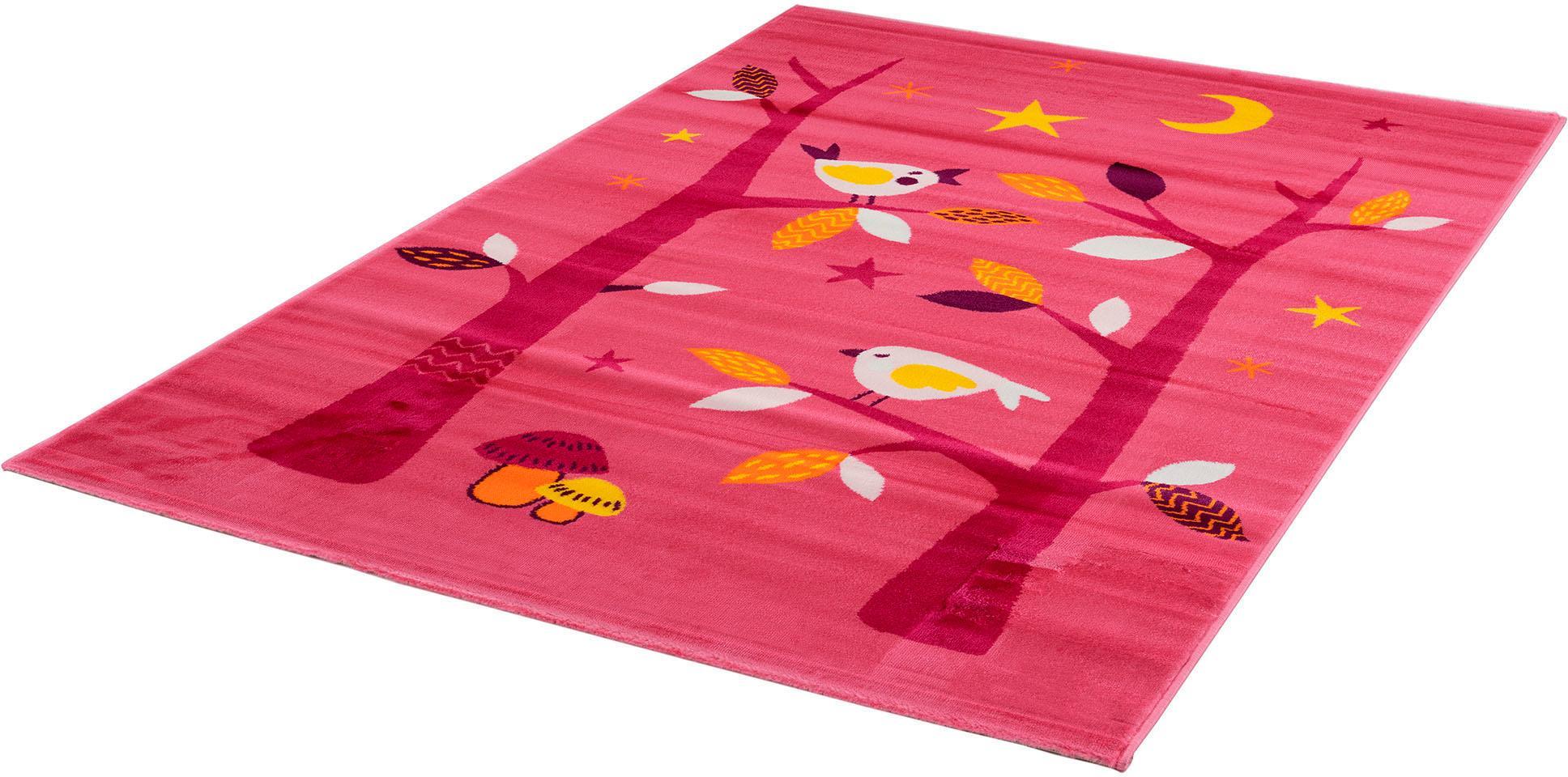 Kinderteppich Bambino 2110 Sanat Teppiche rechteckig Höhe 12 mm maschinell gewebt