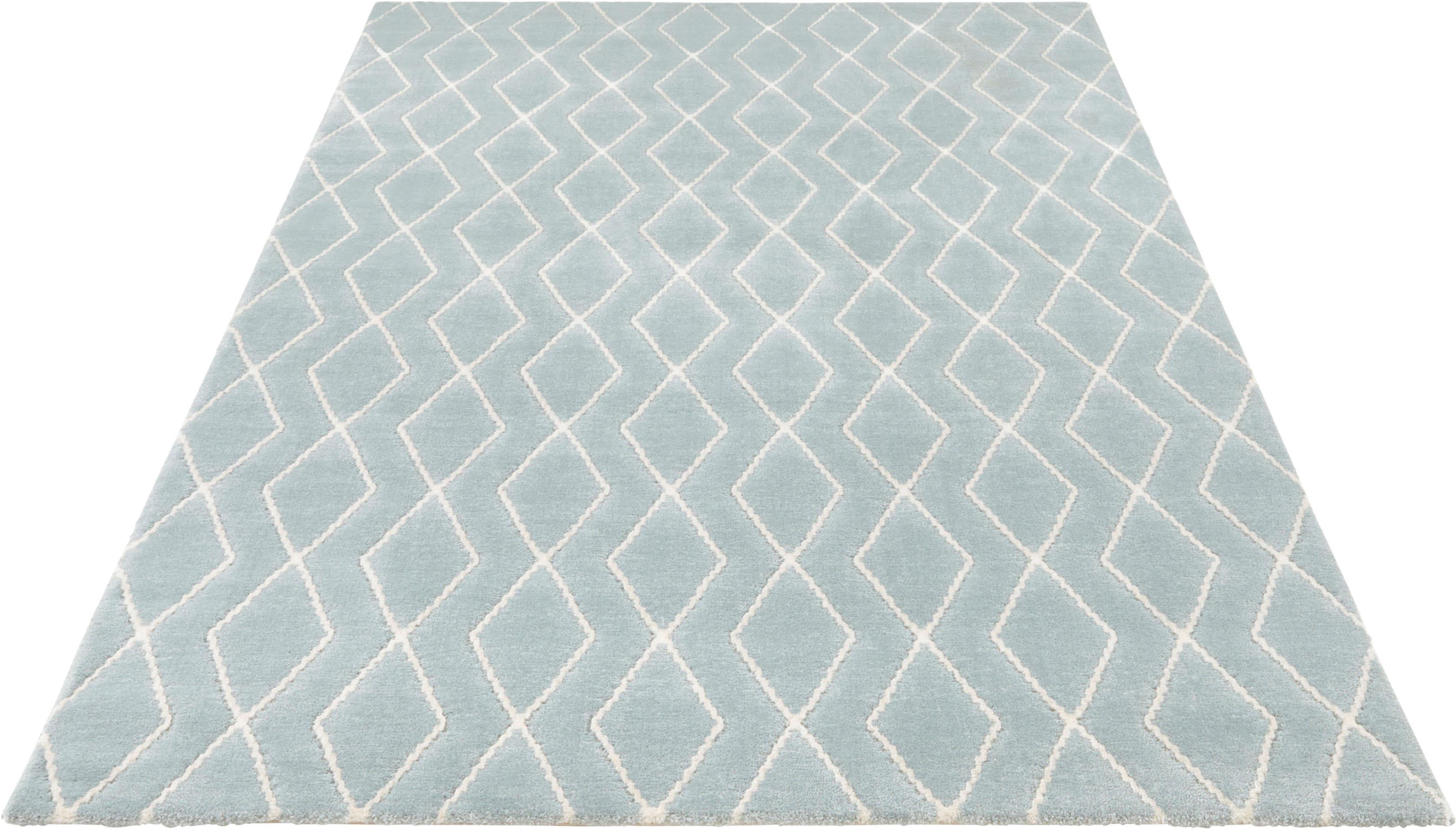 Teppich Rouen ELLE Decor rechteckig Höhe 12 mm maschinell gewebt