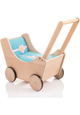 Sun Puppenwagen »Speedy Blümchen buche«, aus Holz kaufen