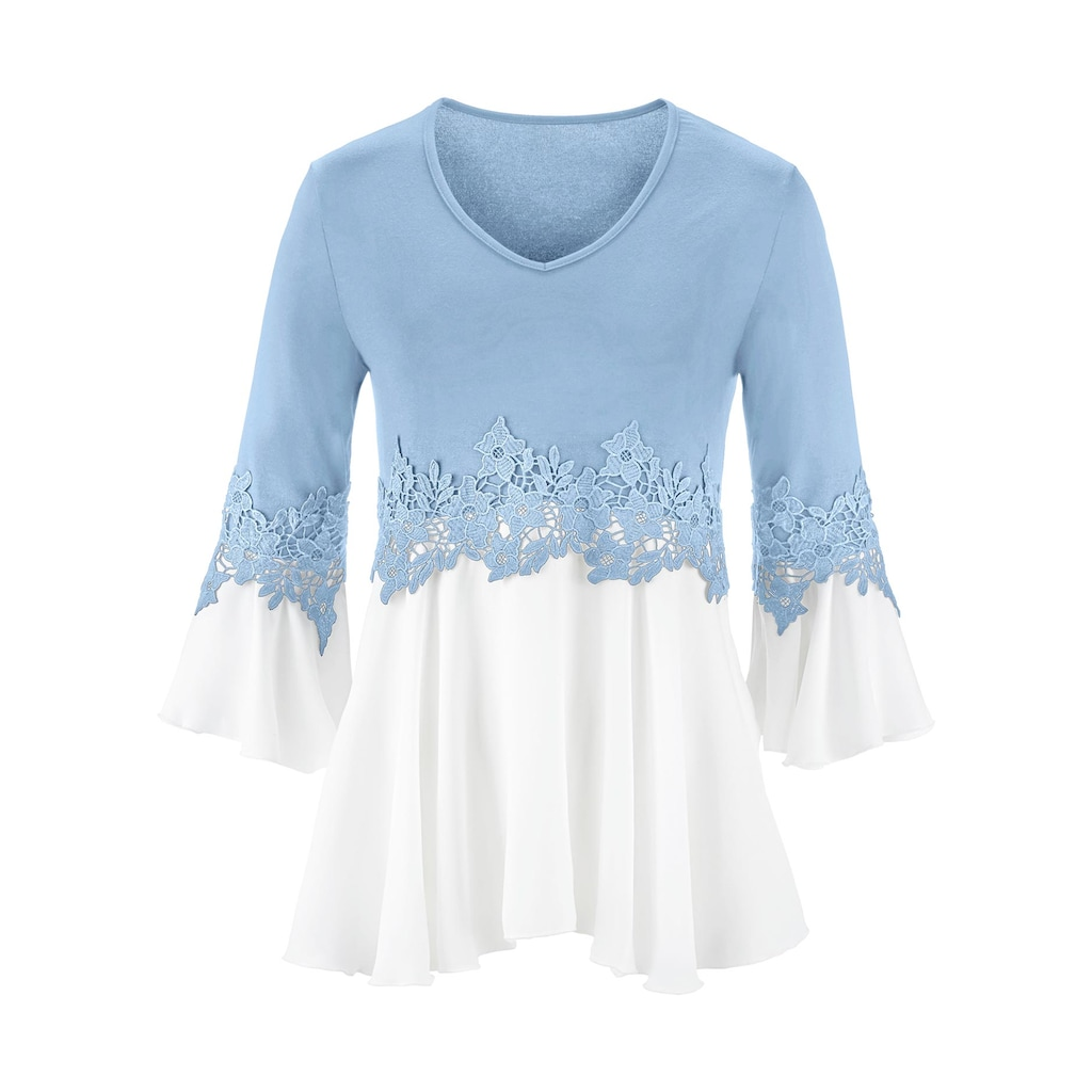 Lady V-Shirt