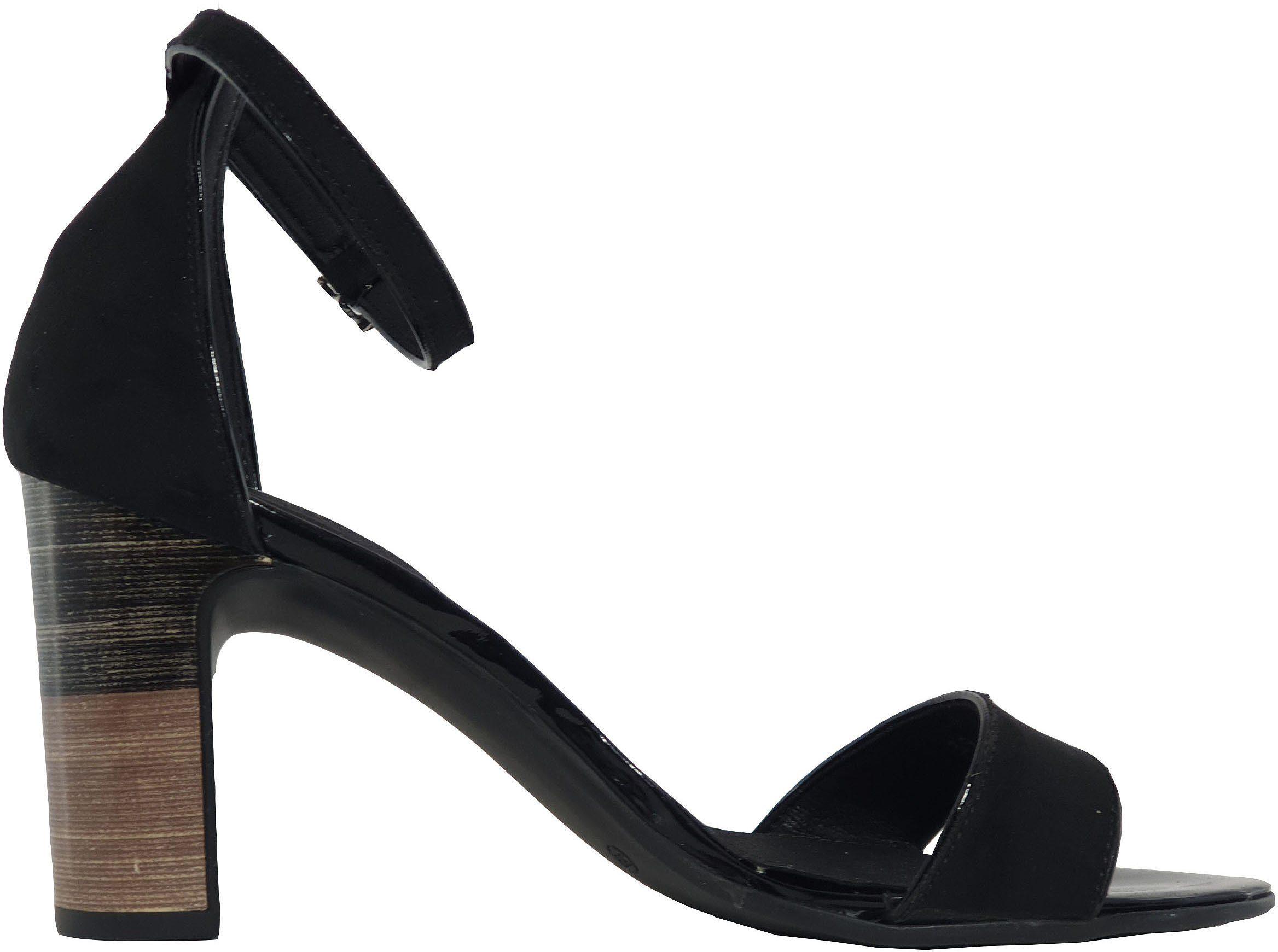 veganino -  High-Heel-Sandalette Lederimitat