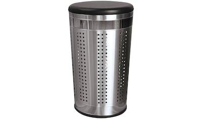MSV Wäschekorb »Wäschetonne mit Sitzdeckel«, 36 x 36 x 60 cm kaufen