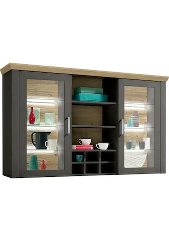 set one by Musterring Hängeschrank »york«, Typ 24, mit 2 Türen mit Glasausschnitt kaufen