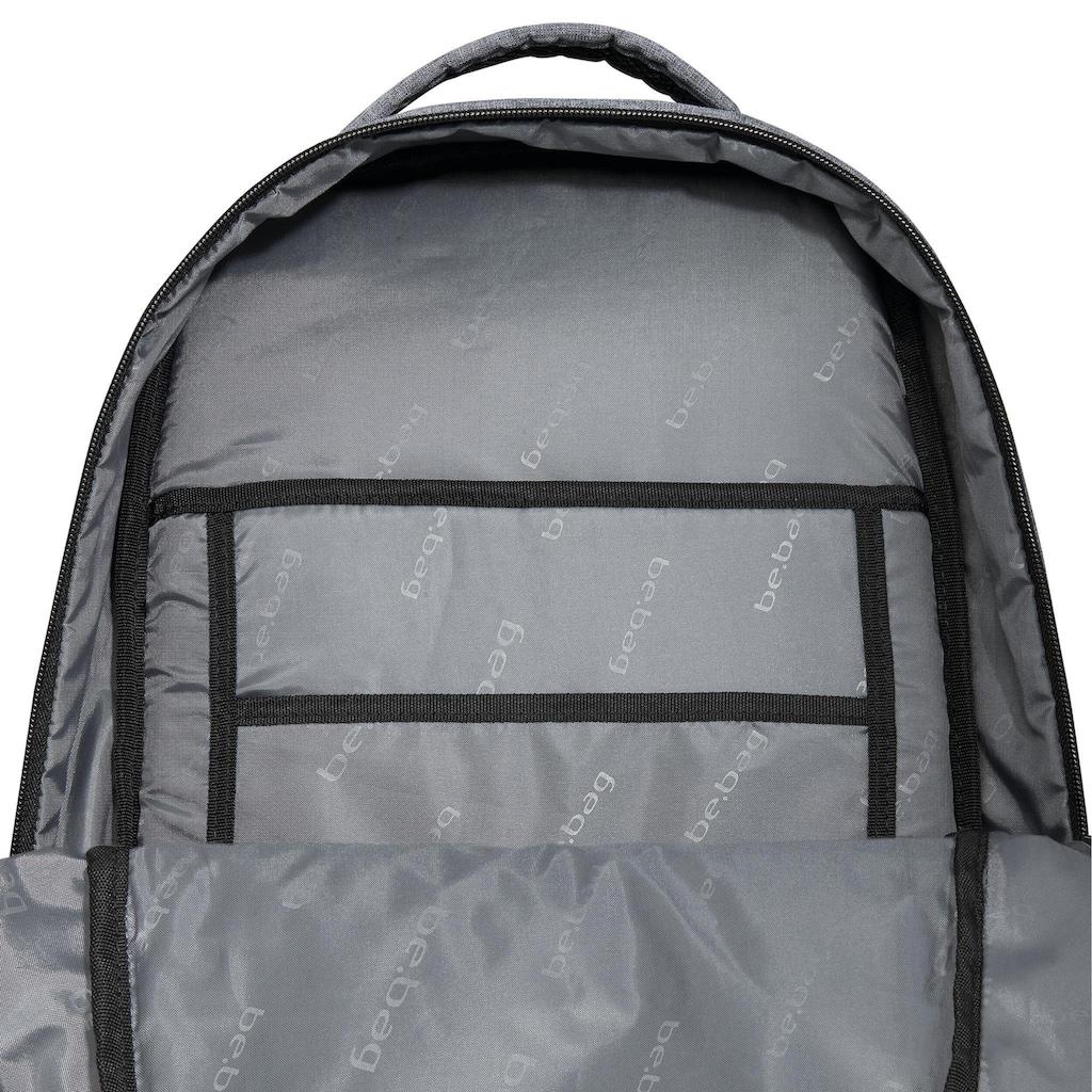Pelikan Schulrucksack »be.bag be.urban, grey melange«