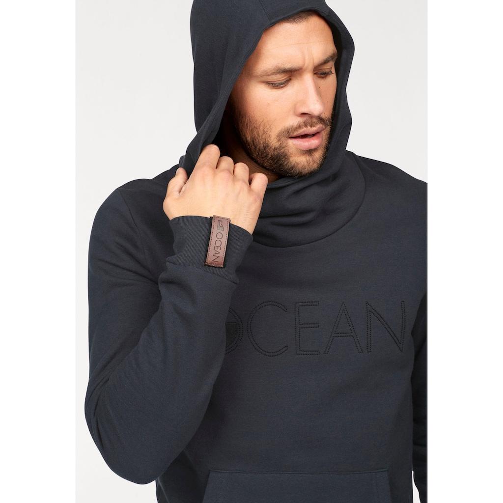 Ocean Sportswear Kapuzensweatshirt, Innen weich angeraut