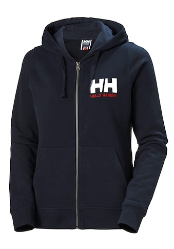 Helly Hansen W Hh Logo Full Zip Hoodie Strickjacke kaufen