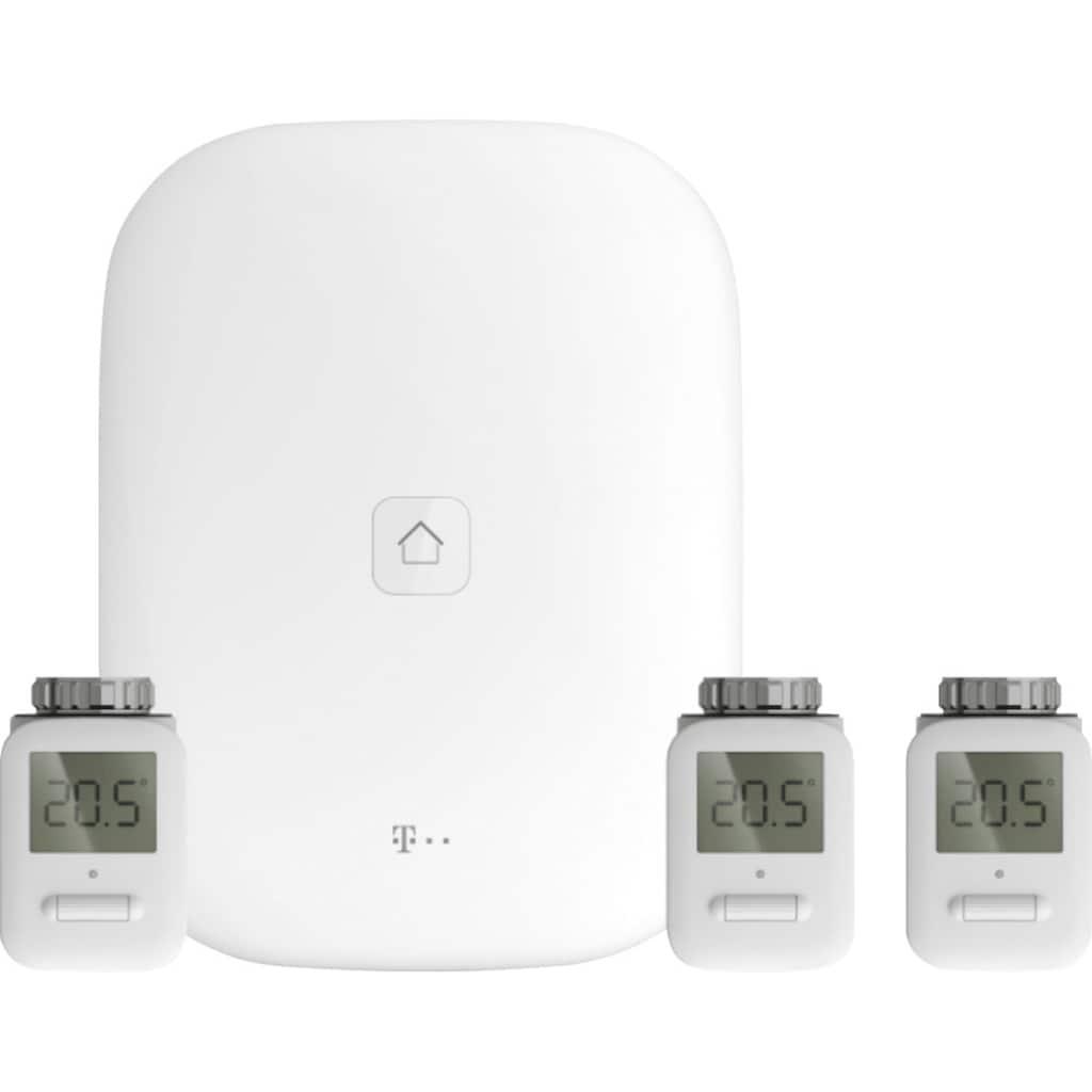 Telekom Smart-Home Starter-Set »Magenta Heizung«