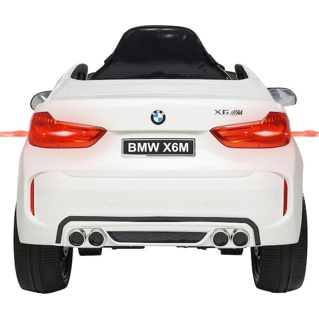 MIWEBA Elektro-Kinderauto »BMW X6M F17«, für Kinder ab 3 Jahre, 12 V