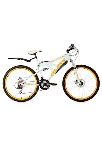 KS Cycling Mountainbike »Bliss«, 21 Gang, Shimano, Tourney Schaltwerk, Kettenschaltung kaufen