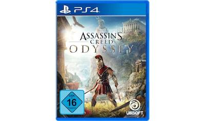Assassin's Creed Odyssey PlayStation 4 kaufen