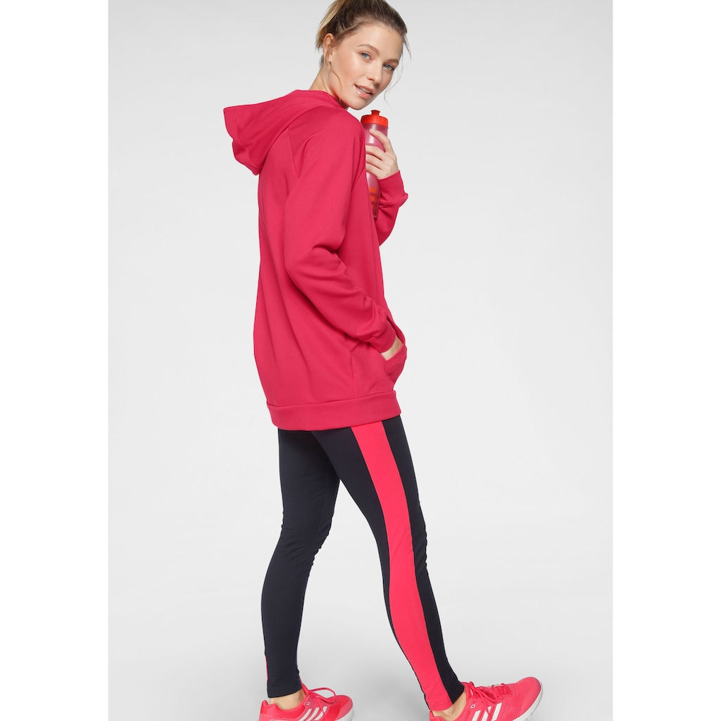 adidas Performance Jogginganzug »HOODY & TIGHT«, (Set, 2 tlg.)