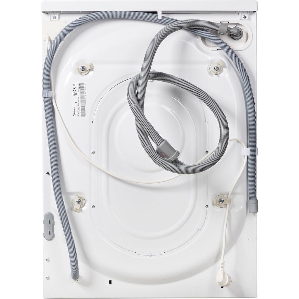 BAUKNECHT Waschmaschine »W Active 811 C«, W Active 811 C