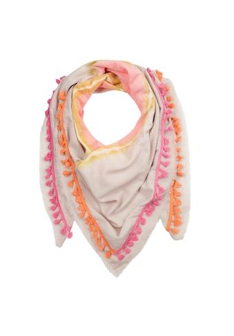 Codello Batik - Tuch aus sommerleichter Baumwolle kaufen