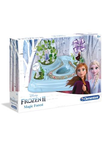 "Clementoni® Experimentierkasten ""Frozen 2  -  Zauberwald"" kaufen"