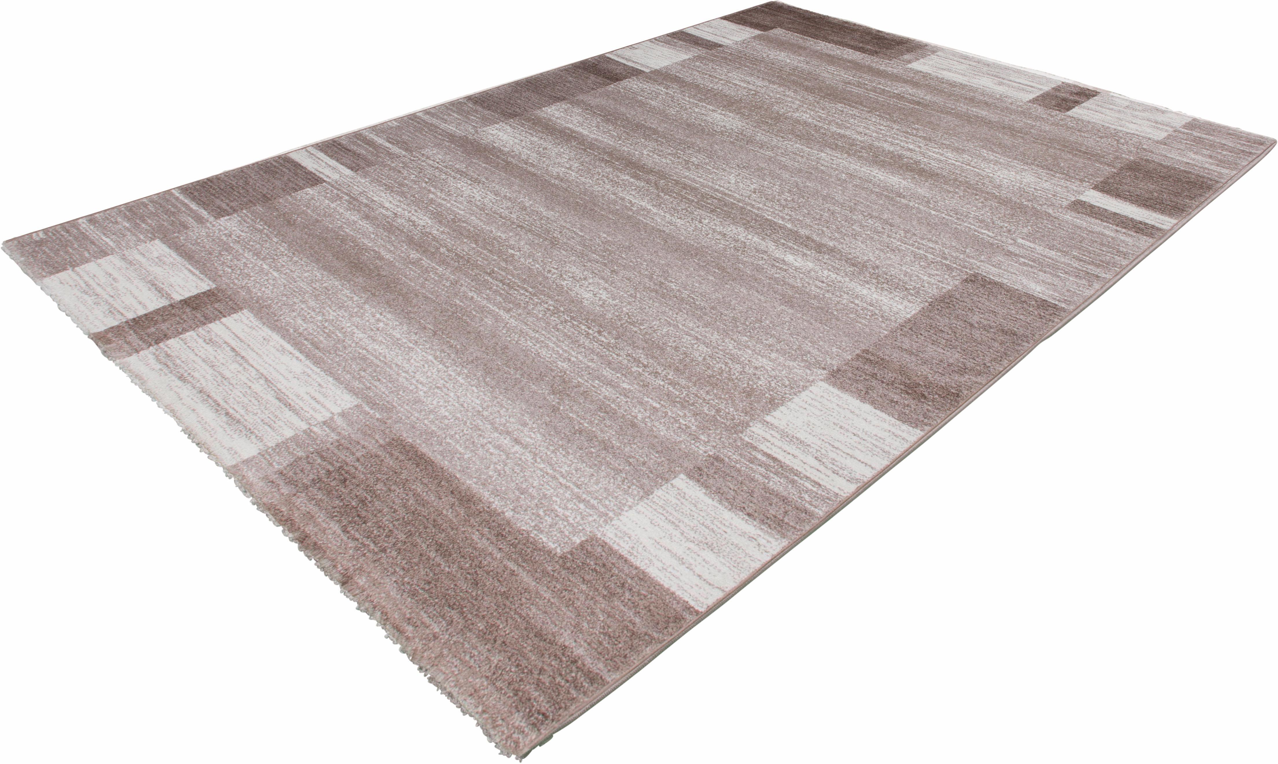 Teppich Feeling 500 LALEE rechteckig Höhe 15 mm maschinell gewebt