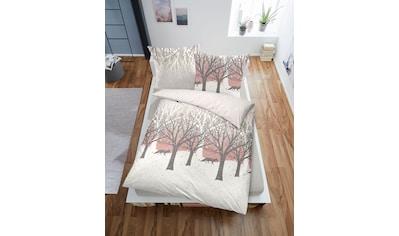 Bettwäsche »Schneelandschaft«, Dormisette kaufen