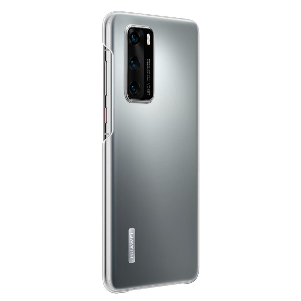 """Huawei Cover, Hülle """"Clear Case"""" für HUAWEI P40, Transparent"""