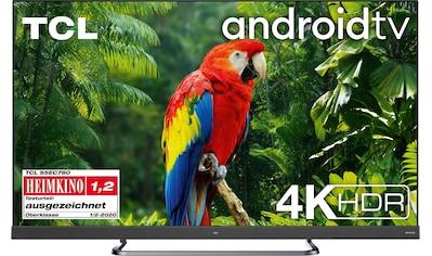 TCL 55EC780 LED - Fernseher (139 cm / (55 Zoll), 4K Ultra HD, Smart - TV kaufen