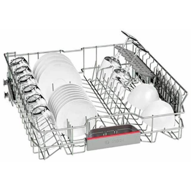 BOSCH vollintegrierbarer Geschirrspüler Serie 4, 9,5 Liter, 13 Maßgedecke